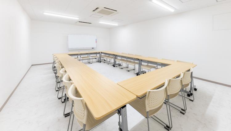 三井不動産アイスパーク船橋会議室