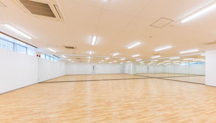 三井不動産アイスパーク船橋スタジオ